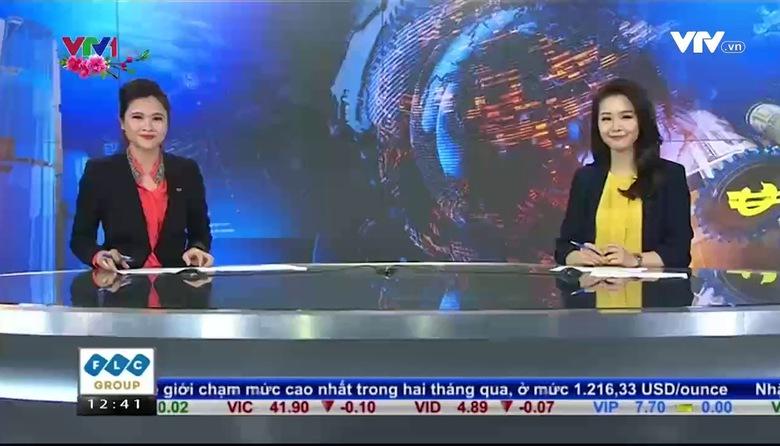 Tài chính kinh doanh trưa - 24/01/2017