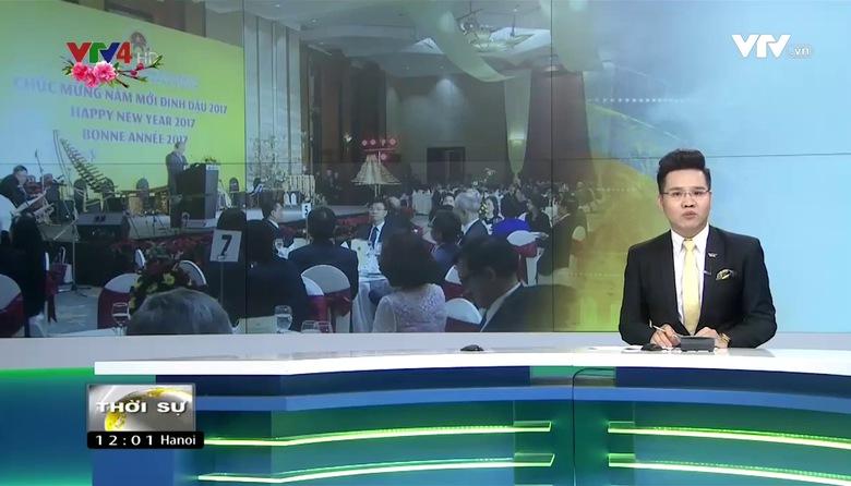 Bản tin tiếng Việt 12h - 24/01/2017