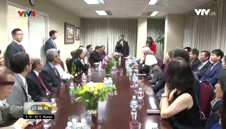 Bản tin tiếng Trung - 13/02/2017