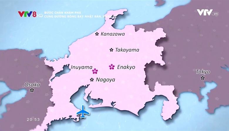 Bước chân khám phá: Cung đường rồng bay Nhật Bản - Phần 1