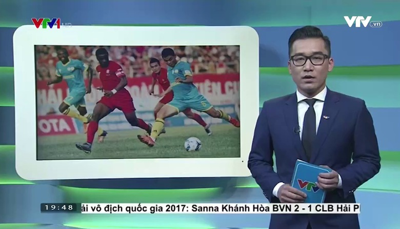 Thể thao 24/7 - 24/02/2017