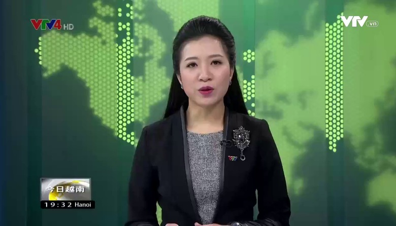 Bản tin tiếng Trung - 24/02/2017