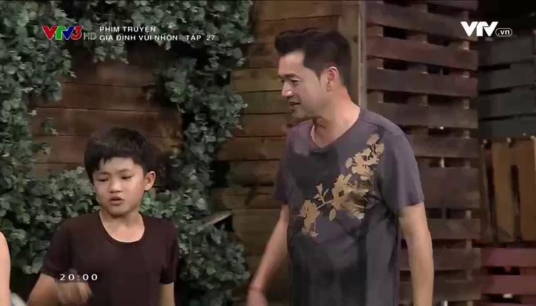 Phim truyện: Gia đình vui nhộn - Tập 27