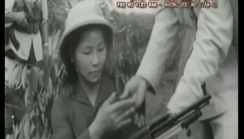 Ký ức Việt Nam: Phụ nữ Việt Nam những ước mơ giản dị