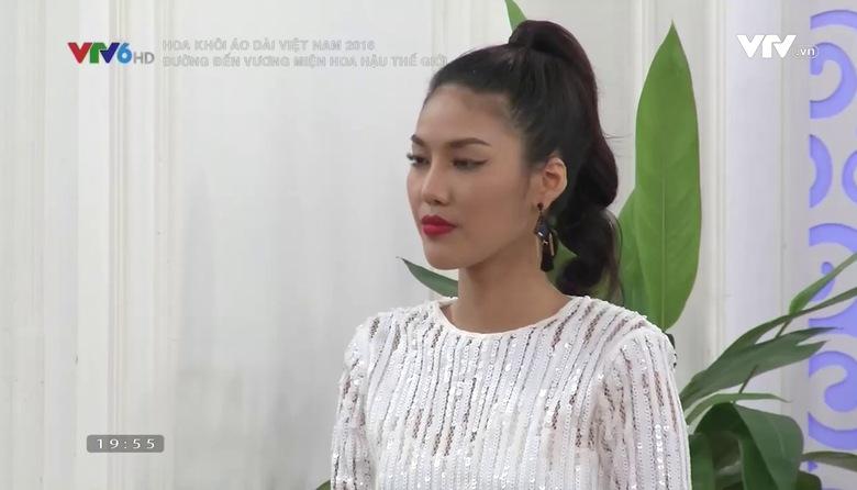 Hoa khôi áo dài Việt Nam 2016 - Số 46