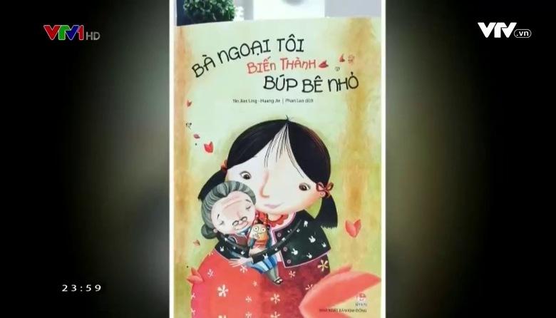 Mỗi ngày một cuốn sách: Bà ngoại tôi biến thành búp bê nhỏ