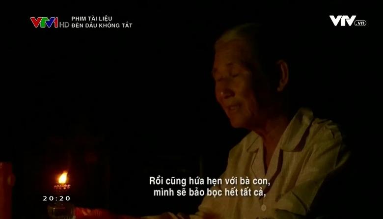 Phim tài liệu: Đèn dầu không tắt