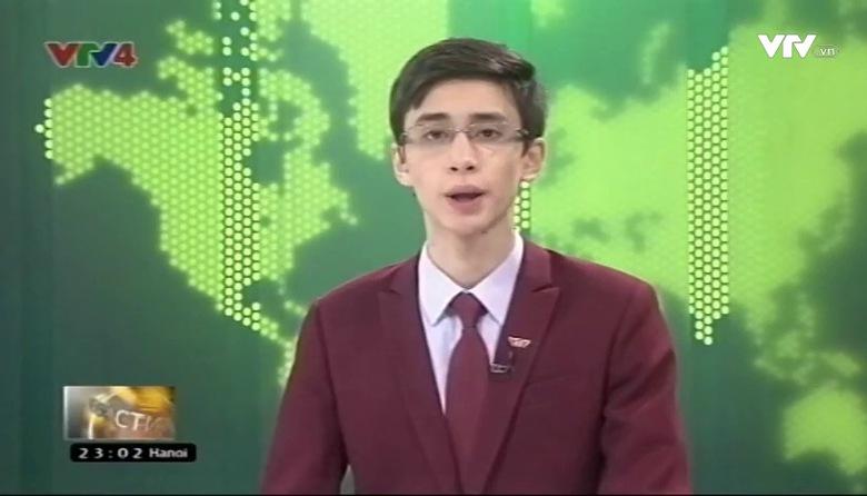 Bản tin tiếng Nga - 18/01/2017