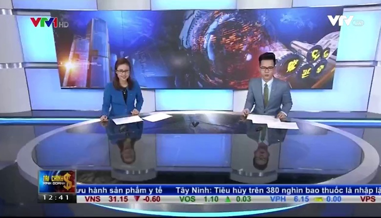 Tài chính kinh doanh trưa - 20/01/2017