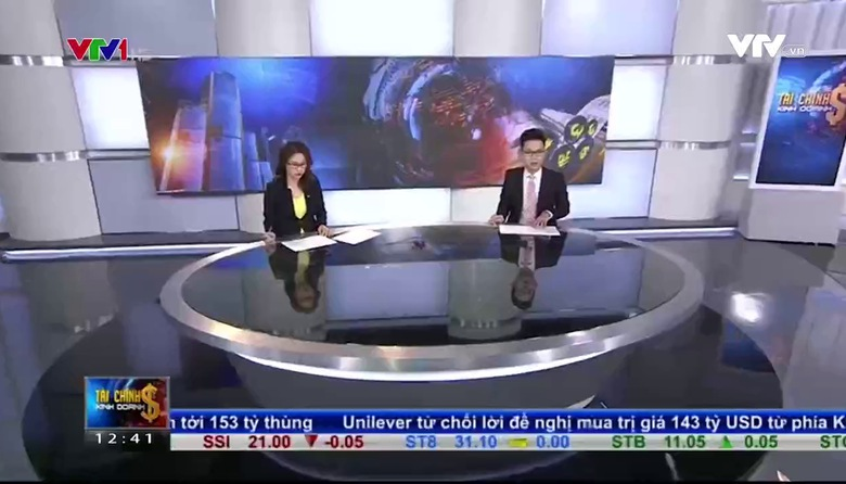 Tài chính kinh doanh trưa - 20/02/2017