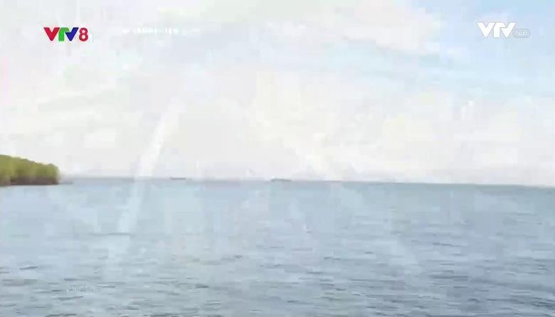 Hành trình biển xanh: Màu áo trắng nơi xã đảo