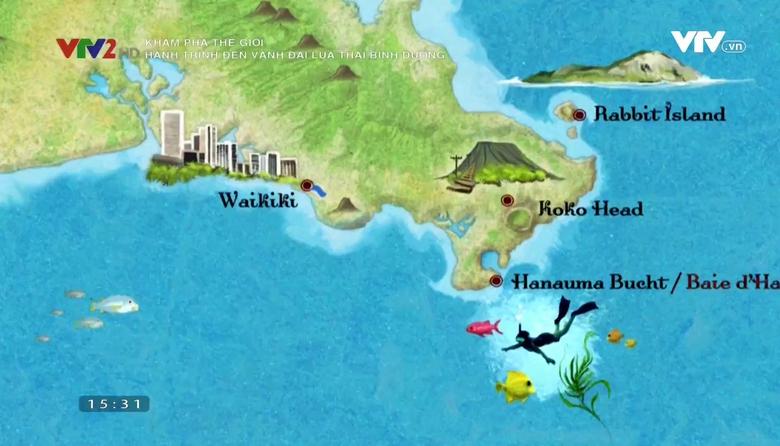 Khám phá thế giới: Hành trình đến vành đai lửa Thái Bình Dương