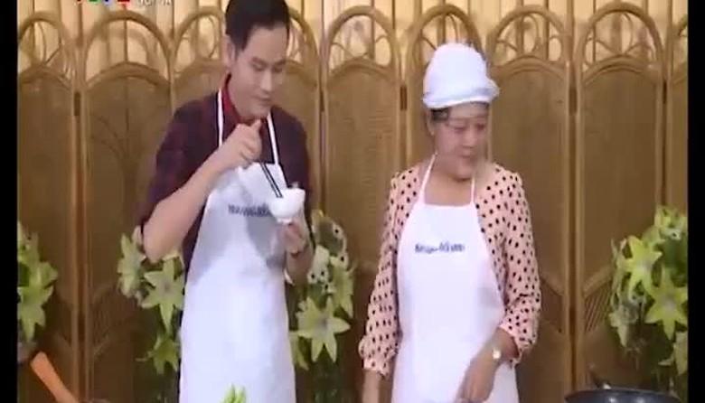 Bếp Việt: Gỏi cá