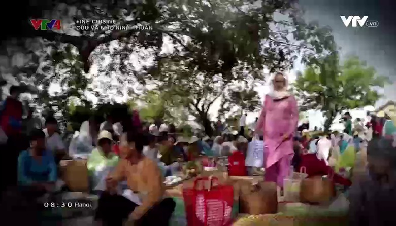Fine Cuisine: Cừu và nho Ninh Thuận