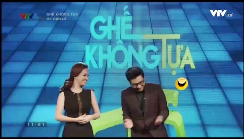 Ghế không tựa: MC Đan Lê