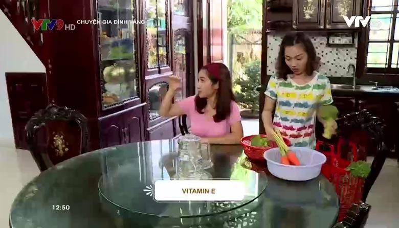 Chuyện gia đình vàng: Vitamin E