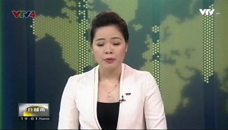 Bản tin tiếng Trung - 12/01/2017