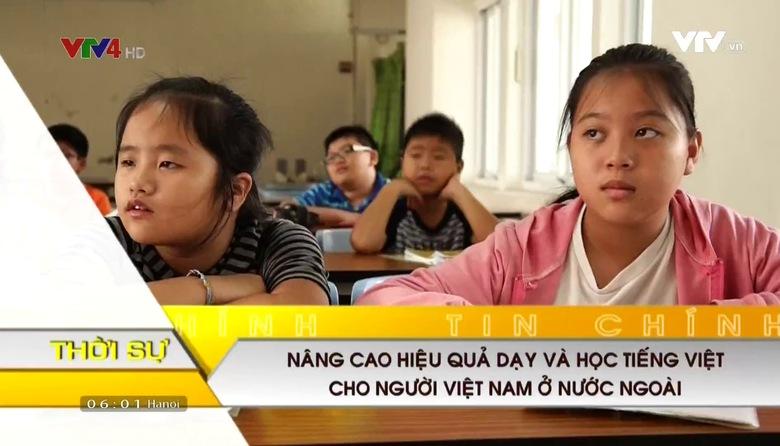 Người Việt bốn phương - 13/01/2017