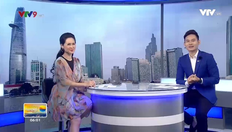 Sáng Phương Nam - 13/01/2017