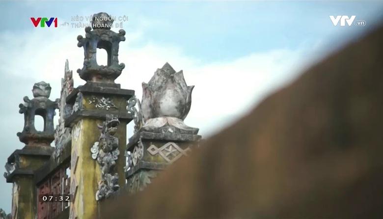 Nẻo về nguồn cội: Thành Hoàng Đế