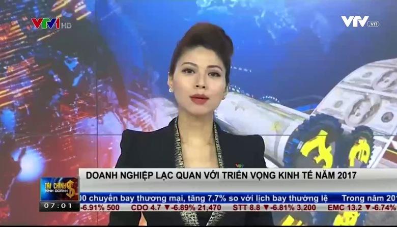 Tài chính kinh doanh sáng - 16/01/2017