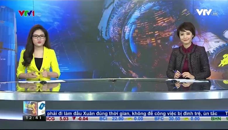 Tài chính kinh doanh trưa - 19/01/2017
