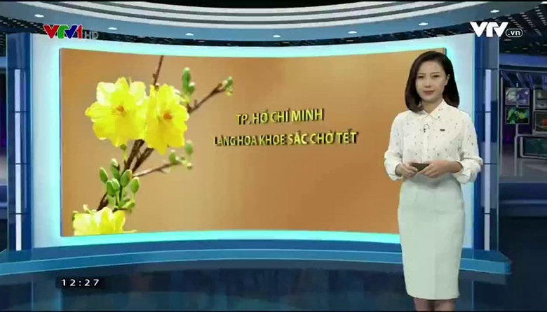 Bản tin thời tiết 12h30 - 19/01/2017