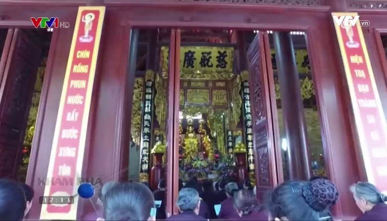 Khám phá Việt Nam: Vua cõng Phật, chuyện ở ngôi chùa Hòe Nhai