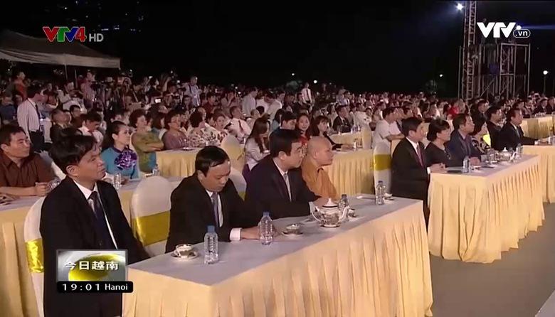 Bản tin tiếng Trung - 21/01/2017