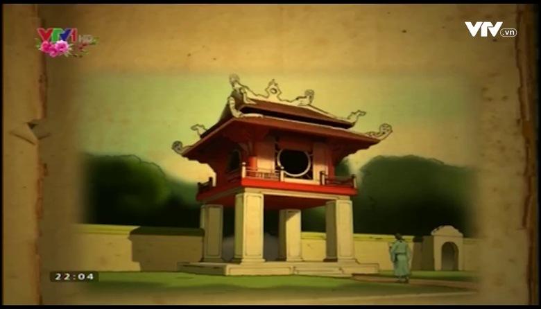 Hào khí ngàn năm: Vua Lý Cao Tông với phép hàng phục hổ của nhà sư Tây Vực