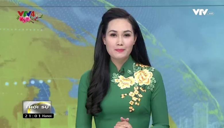 Bản tin tiếng Việt 21h - 23/01/2017