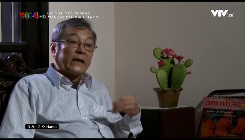 Insight into Vietnam: Âm nhạc dân gian - Phần 3