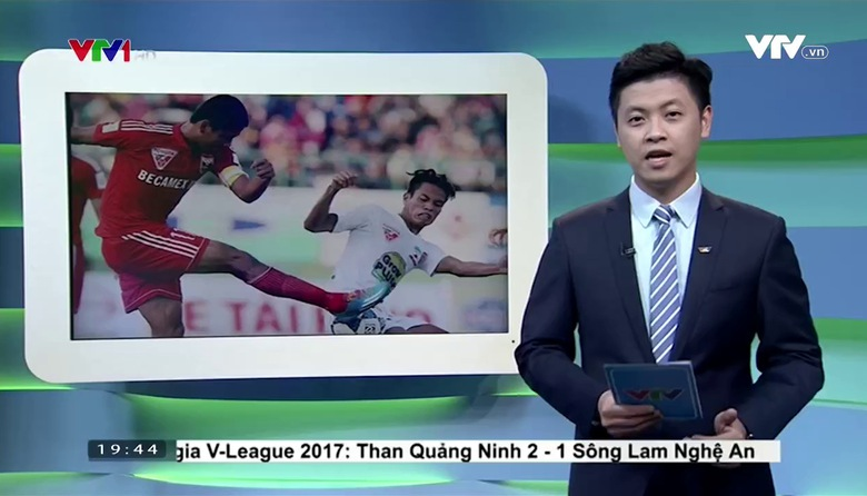 Thể thao 24/7 - 19/02/2017