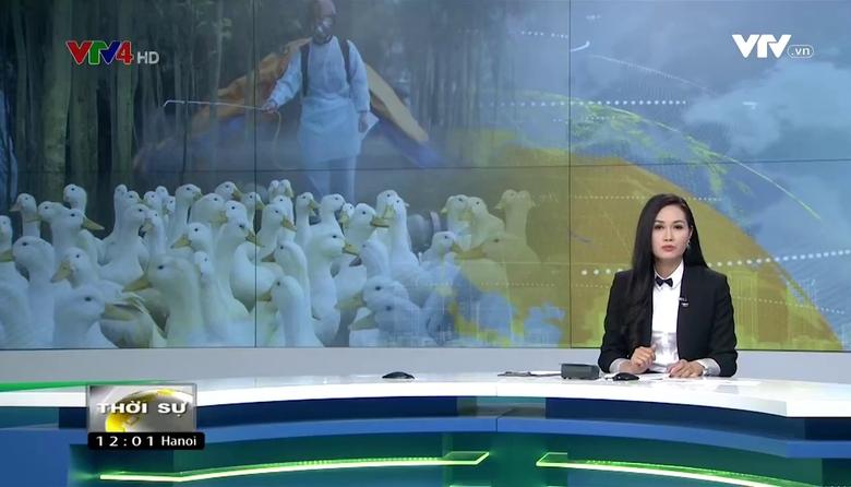 Bản tin tiếng Việt 12h - 21/02/2017