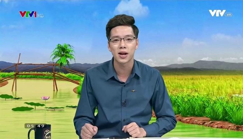 Bản tin thời tiết nông vụ - 25/02/2017