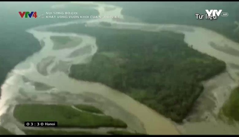 Núi sông bờ cõi: Khát vọng vươn khơi của người Việt