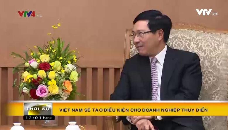 Bản tin tiếng Việt 12h - 25/02/2017