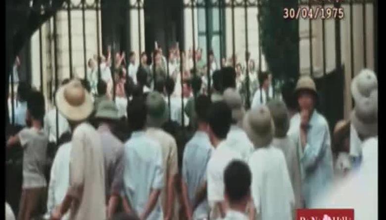 Ký ức Việt Nam: Hà Nội 30/4/1975