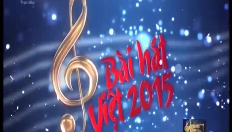Bài hát Việt - Phần 1 - 25/9/2015