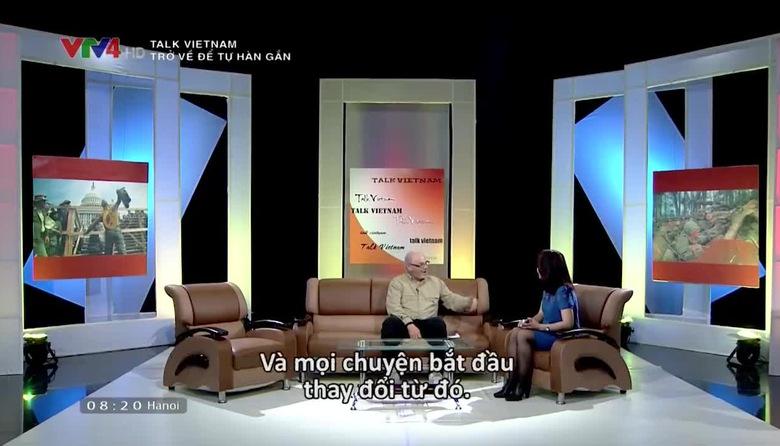 Talk Vietnam: Trở về để tự hàn gắn
