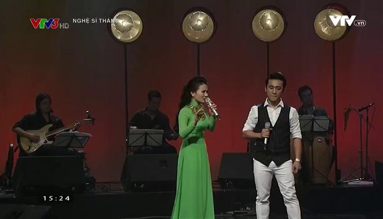 Nghệ sĩ tháng: Ca sĩ Thành Lê - Quang Hào