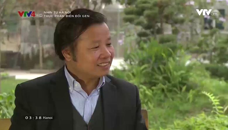 Nhìn từ Hà Nội: Thực phẩm biến đổi gen