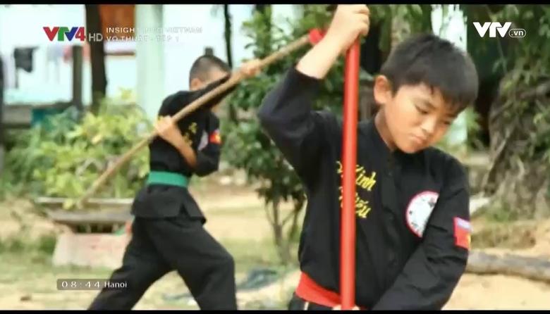 Insight into Vietnam: Võ thuật - Tập 1