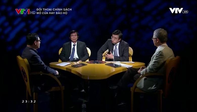 Đối thoại chính sách - 28/12/2016