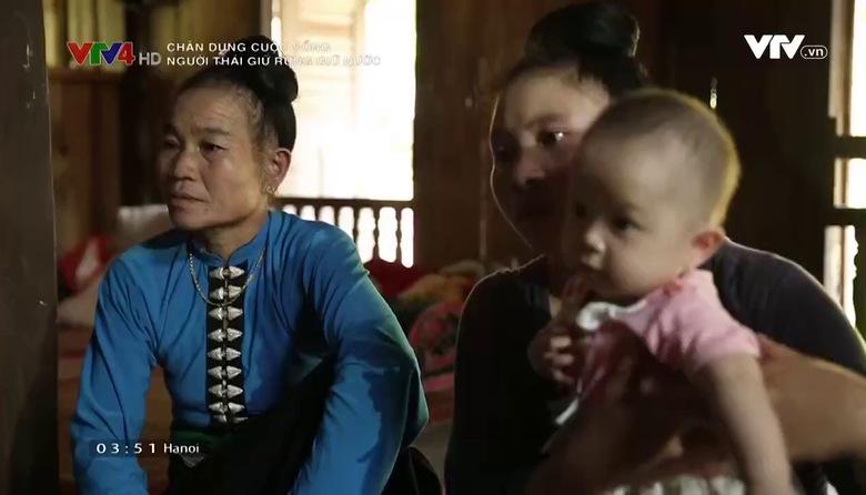 Chân dung cuộc sống: Người Thái giữ rừng giữ nước