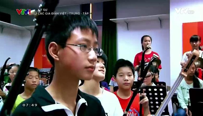 Ký sự: Các gia đình Việt – Trung - Tập 7