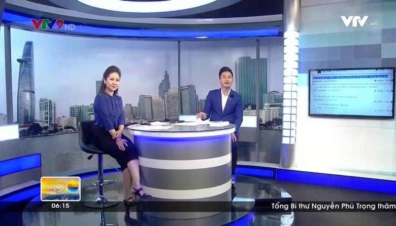 Sáng Phương Nam - 15/01/2017