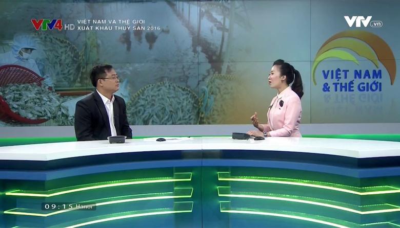 Việt Nam và Thế giới - 15/01/2017