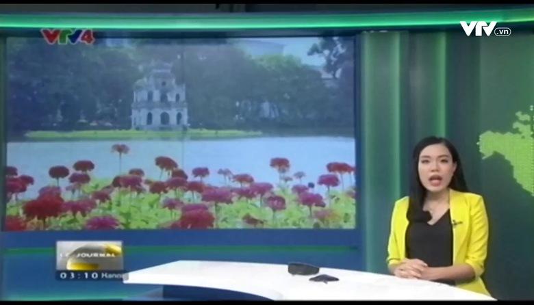 Bản tin tiếng Pháp - 10/01/2017