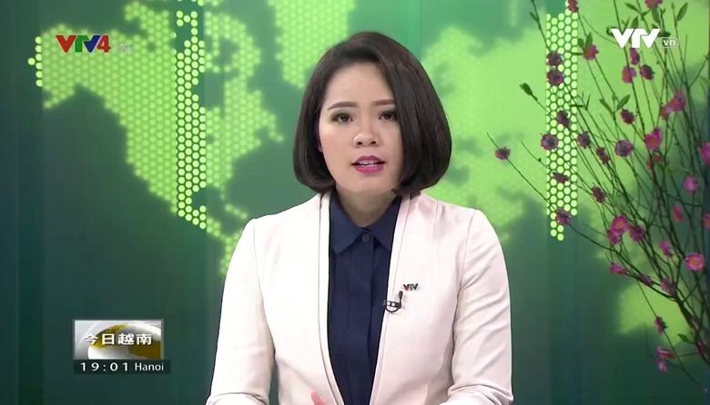 Bản tin tiếng Trung - 16/01/2017